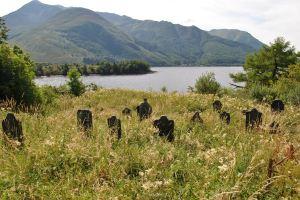 Eilean Munde, Loch Leven