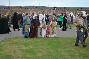 Celebration of the Centuries, Fort George (2)