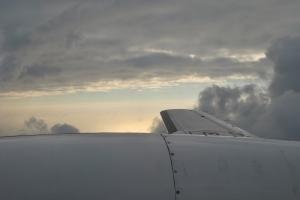 Flieger nach Sumburgh