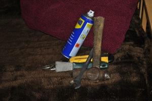 Öl, Hammer und sonst was