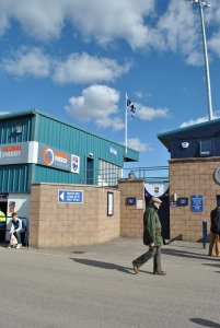 Ross County stadium