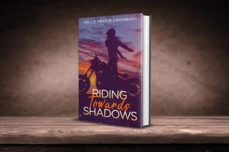 Nellie Merthe Erkenbach Riding Towards Shadows