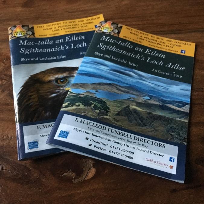 Abenteuer Highlands Nellie Merthe Erkenbach