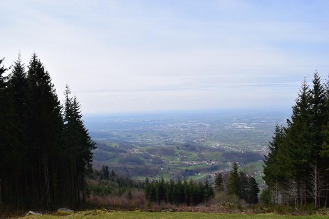 Nellie Merthe Erkenbach Abenteuer Highlands Knie Post Erbsen