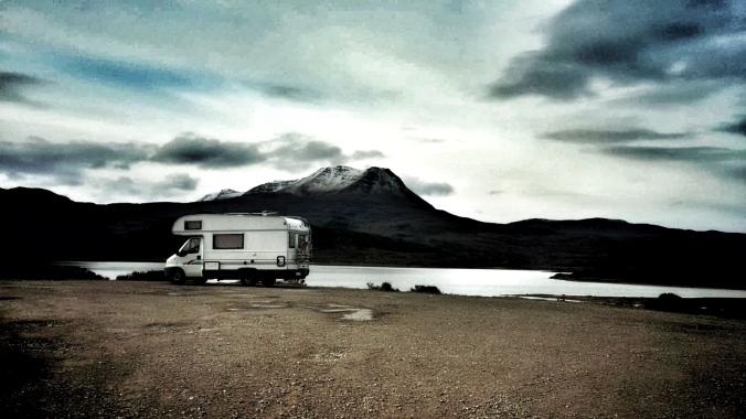 Abenteuer Highlands Schottland mit dem Wohnmobil © Ewan Roy MacGregor