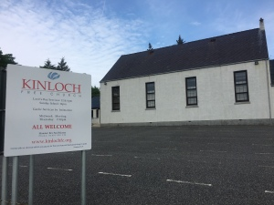 KInloch church, Isle of Lewis