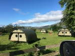 camping pods Strathcarron
