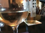 Bar Weinglas
