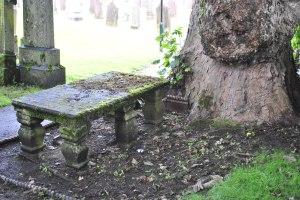 Sanquhar Friedhof Dumfries