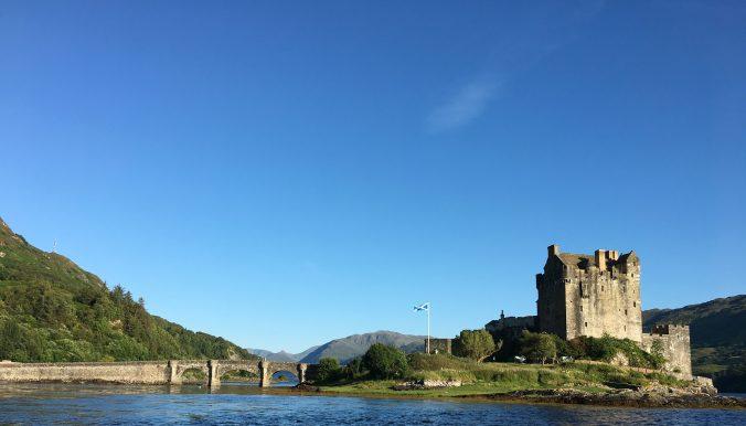 ©nme Abenteuer Highlands Sehnsuchtsland Schottland