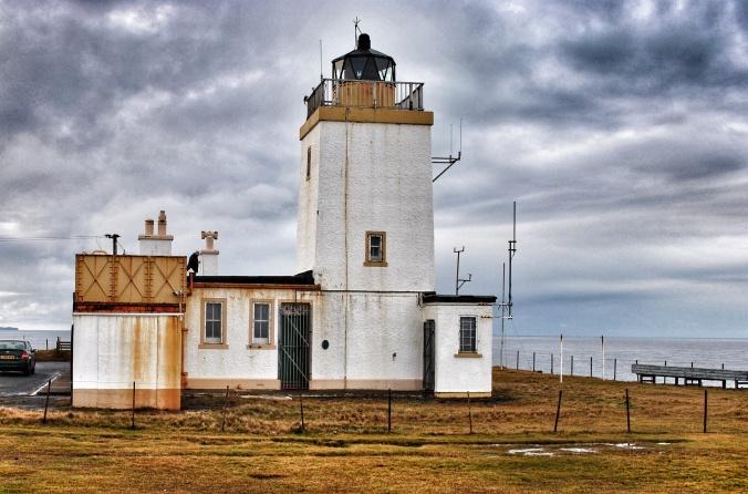 Stevenson Leuchtturm Esha Ness