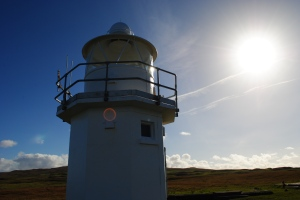 Leuchtturm Waternish Isle of Skye