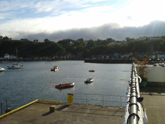 Hafen Schottland