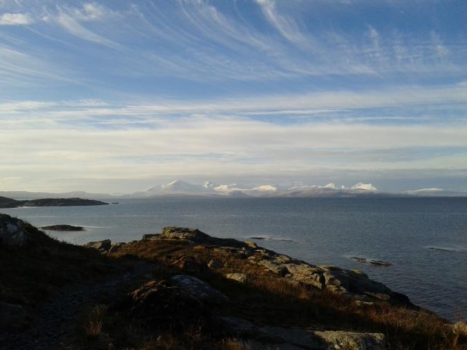Winer Meer Schottland