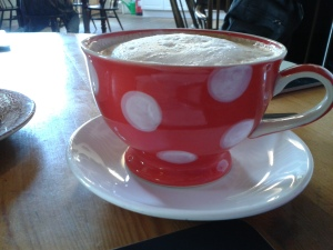 Kaffetasse Schottland