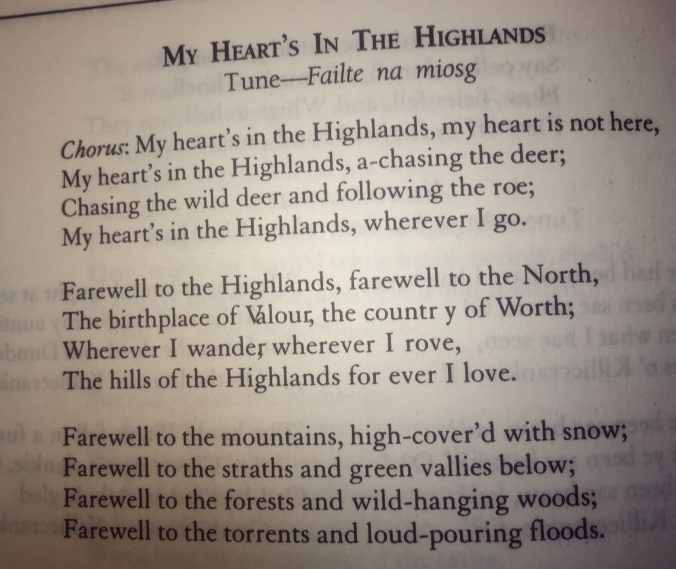 Gedicht Robert Burns