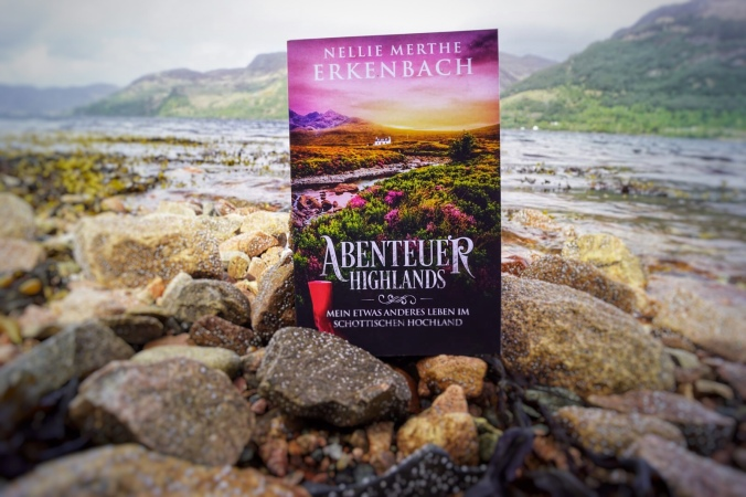Abeteuer Highlands book promo