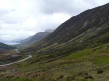 Glen Docherty Blick auf Loch Maree