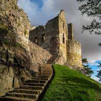 Schottland Foto Challenge - Coast-to-Coast im September von Britta Dicken