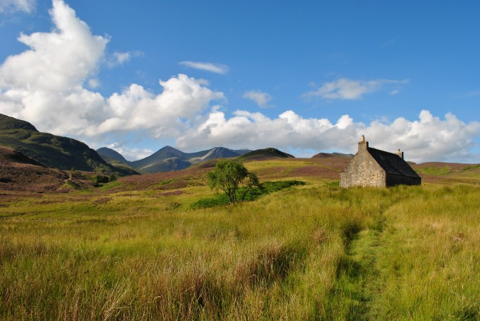 Suardalain mountain bothy