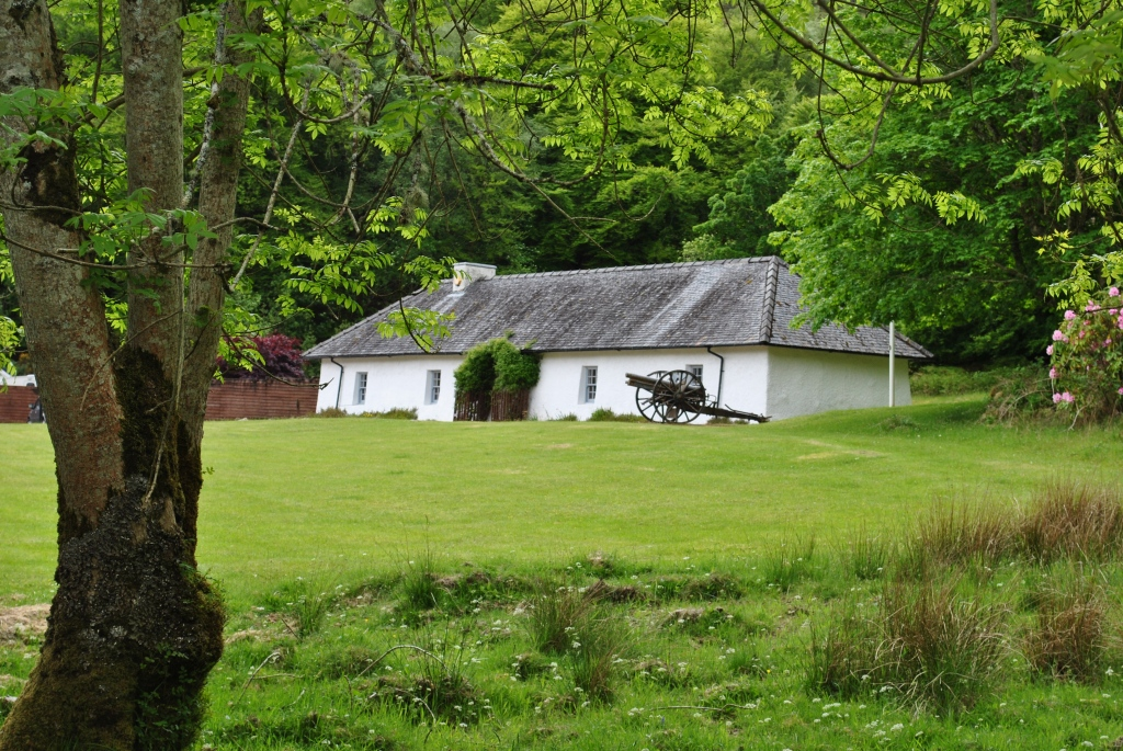 Csmeron Museum Achnacarry ©nme Abenteuer Highlands Nellie Merthe Erkenbach