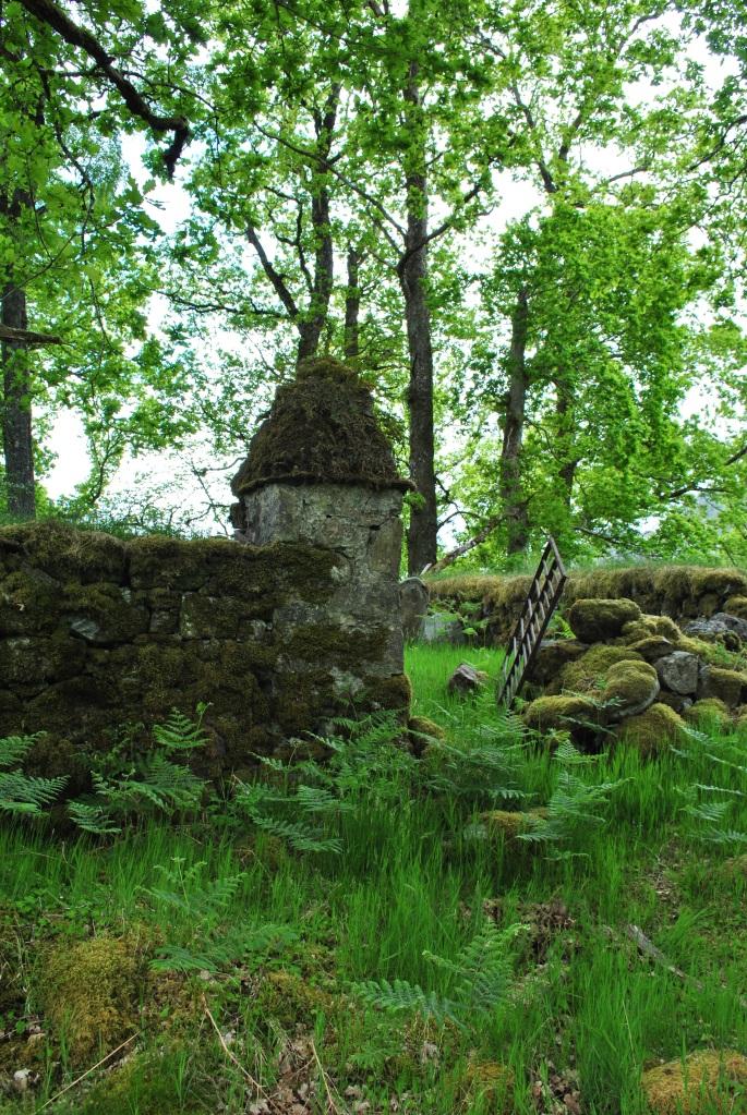 Cameron Friedhof Clunes ©nme Abenteuer Highlands Nellie Merthe Erkenbach