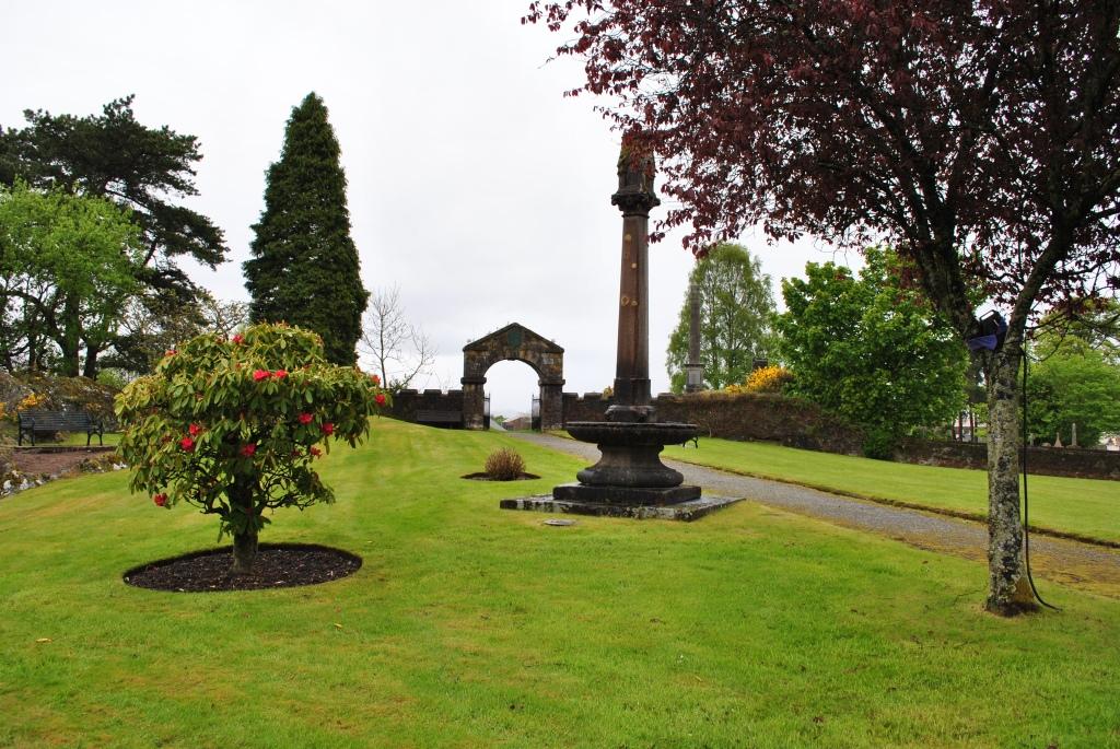 Fort Williams Friedhof Craigs ©nme Nellie Merthe Erkenbach Abenteuer Highlands