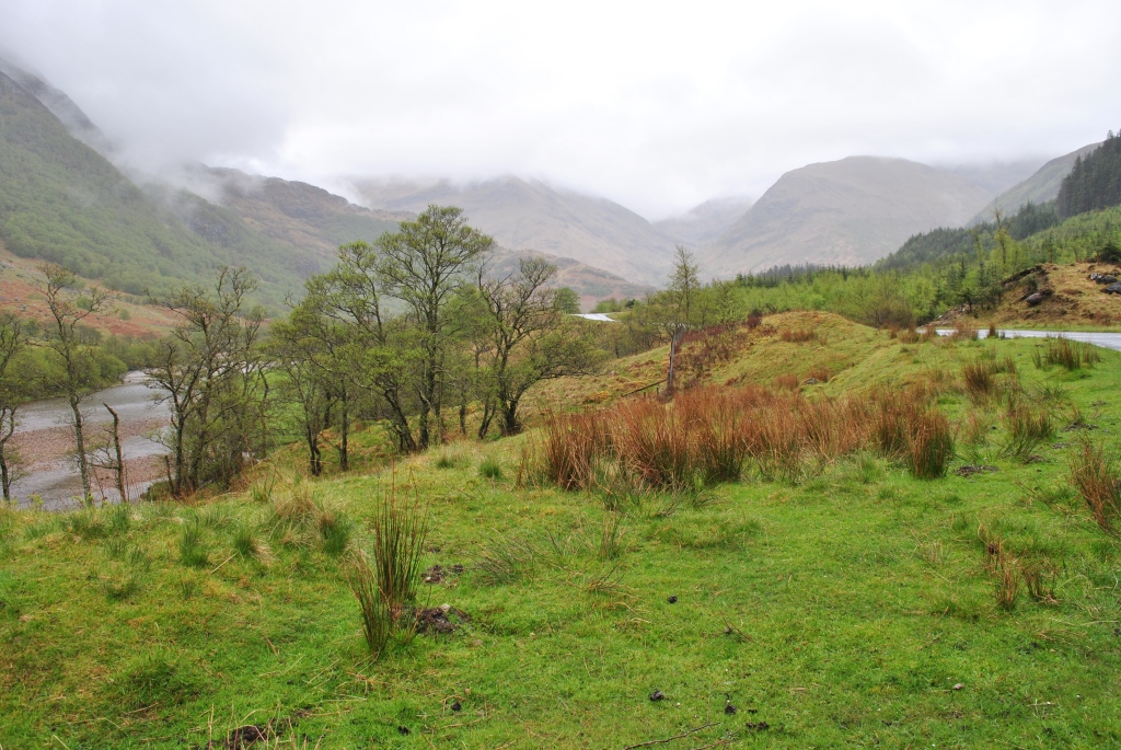 Glen Nevis ©nme Nellie Merthe Erkenbach Abenteuer Highlands