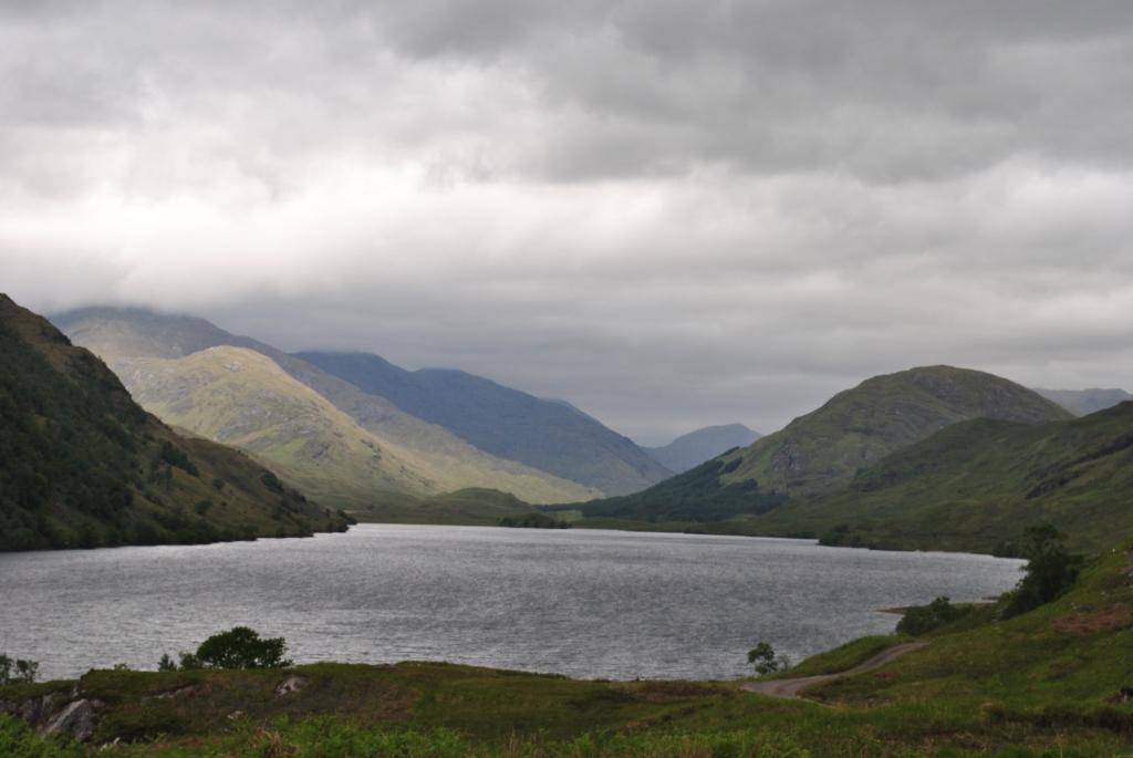 Loch Arkaig ©nme Abenteuer Highlands Sind sie die Friedhofsfrau
