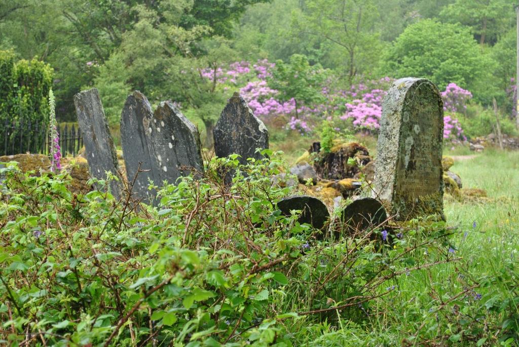 Dail na Cille Friedhof @nme Nellie Merthe Erkenbach Abenteuer Highlands