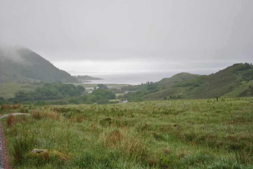 Kingairloch Morvern @nme Nellie Merthe Erkenbach Abenteuer Highlands